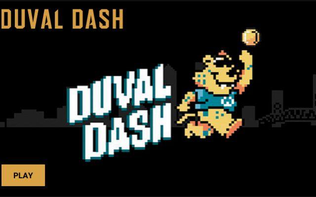 Duval Dash Jags