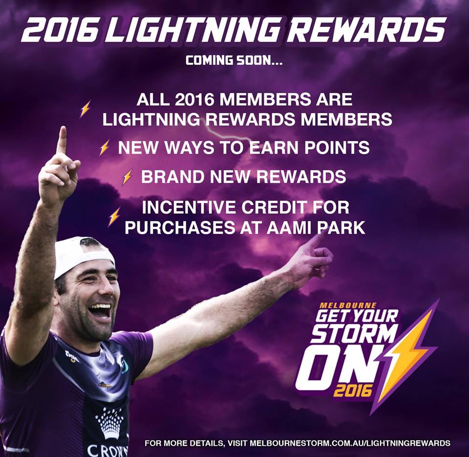Lightning Rewards