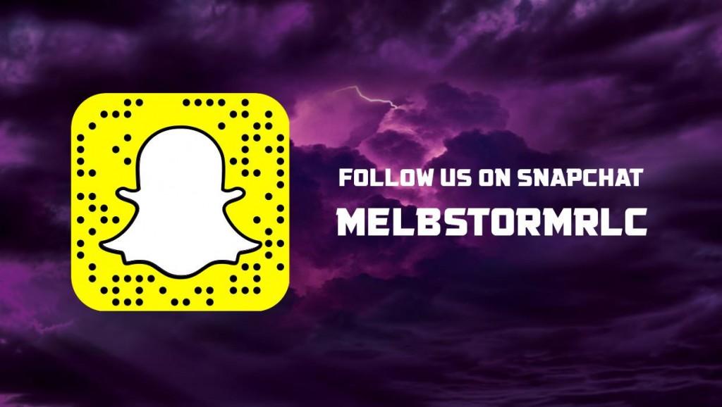 Storm SnapChat