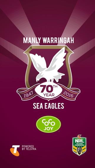 Sea Eagles App
