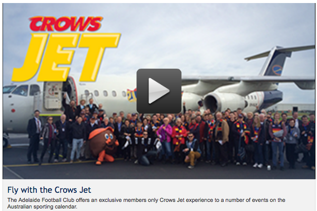 Crows Jet