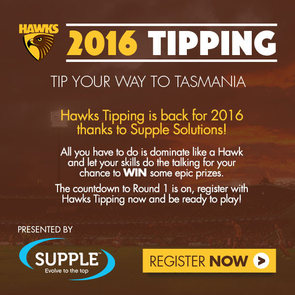 Hawks Tipping