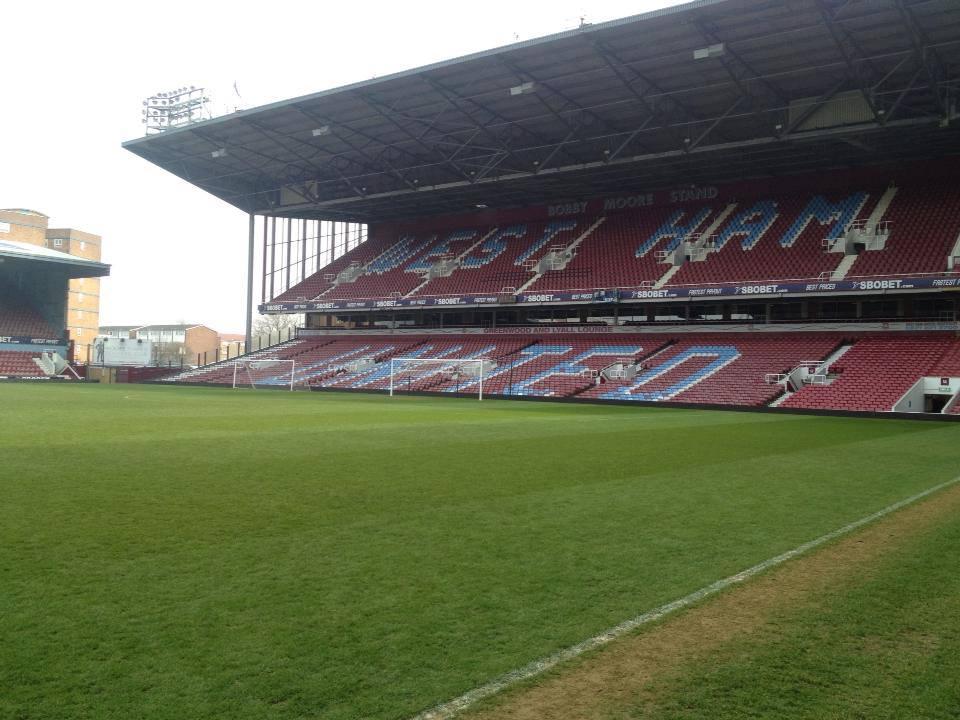 West Ham Stadium Tour