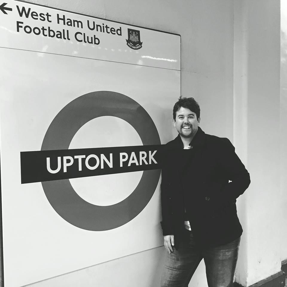 Last pic at Upton Park Tube