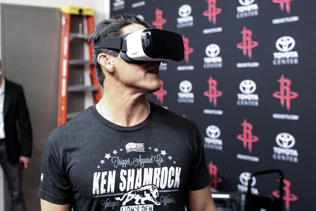 MMA VR