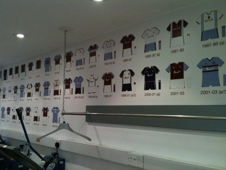 West Ham Shop 2011