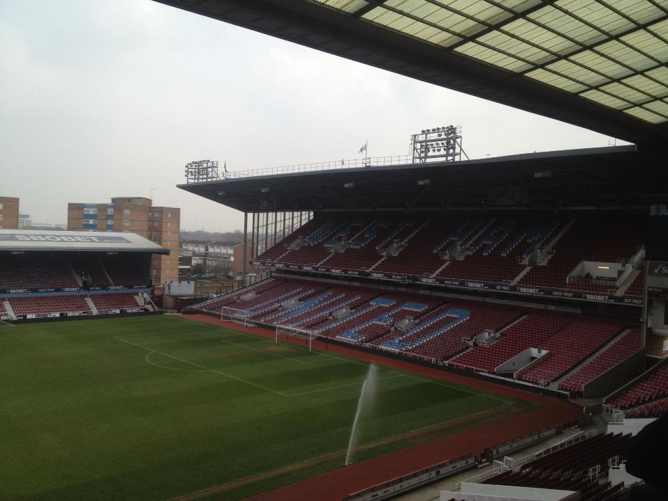 West Ham Tour 2013