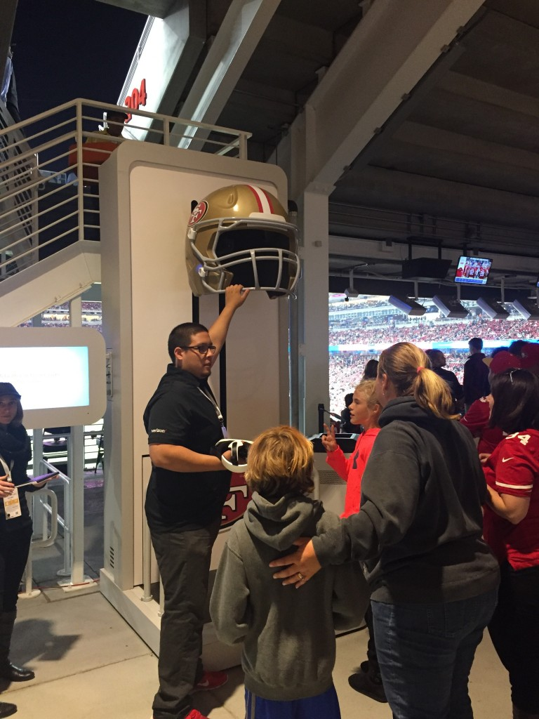 49ers VR