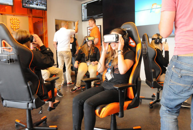 Giants VR