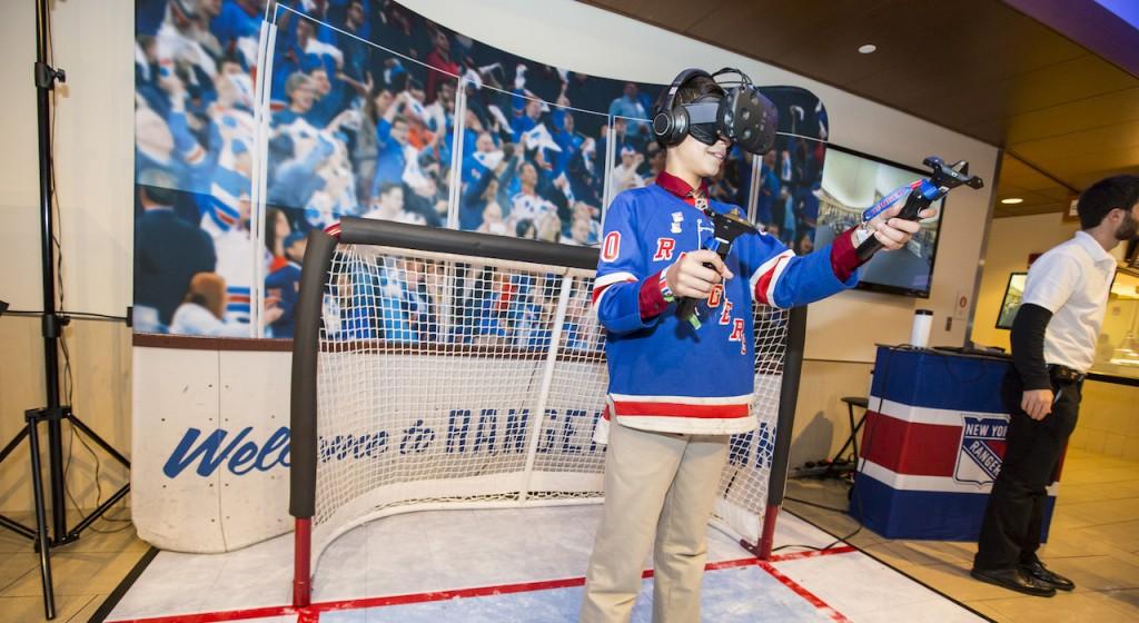 NY Rangers VR