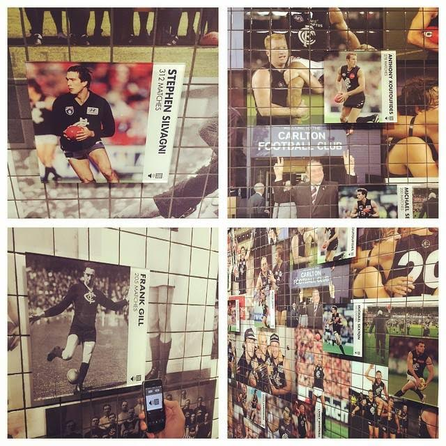 Carlton Fan Engagement audioBoom Wall of Fame