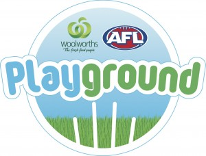 Woolworths AFL Playground