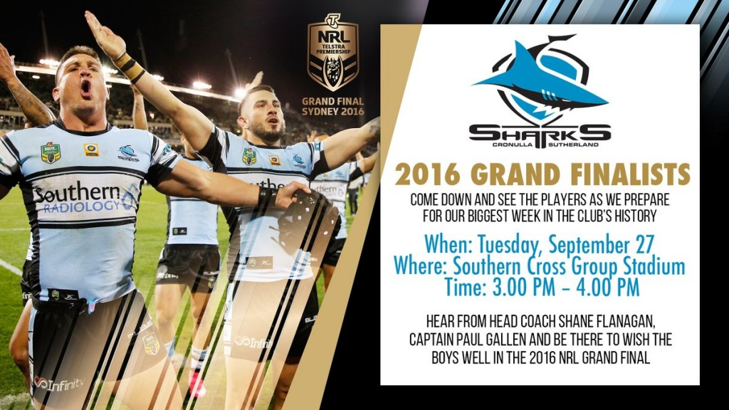 Cronulla Fan Day