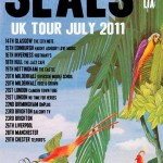 SEALS UK Tour 2011