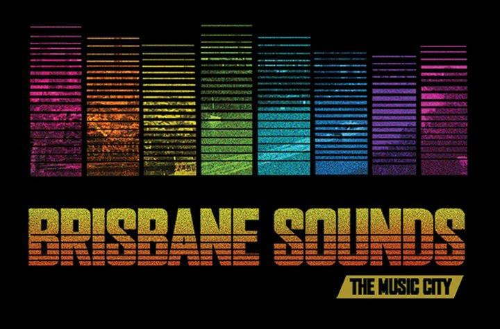 Brisbane Sounds Logo 2010 (Moonshine Madness)