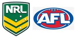 NRL AFL GF