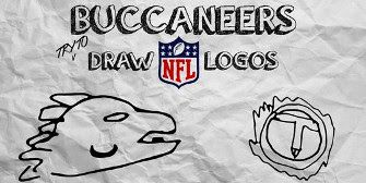 Tampa Bay Buccaneers 'Draw Logos'