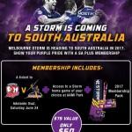 SA Memberships