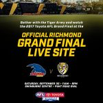Richmond AFLGF Site