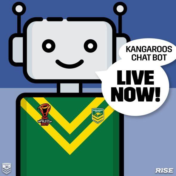 Kangaroos Chat bot