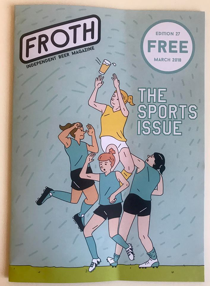 Froth Beer Mag